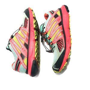 Salomon XR Mission 1 trail running shoe Women's 10